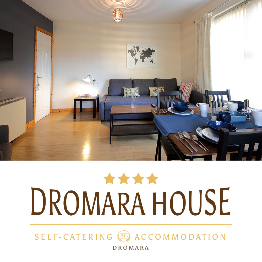 Dromara House - Self-catering accommodations Dromara, Northern Ireland