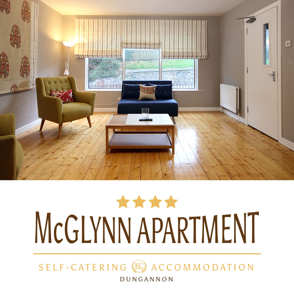 McGlynn Apartment - Self-catering accommodations, Larne, Northern Ireland