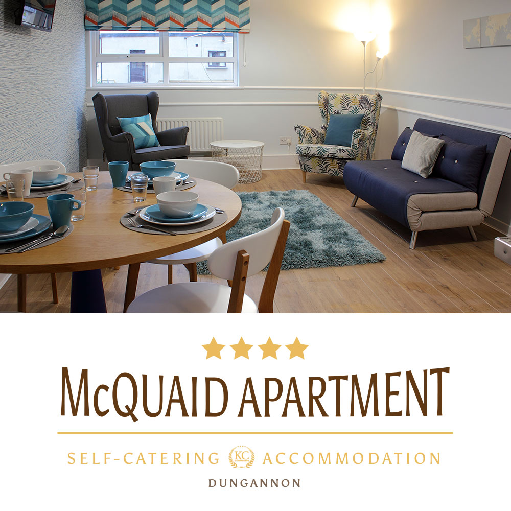 McGuide Apartment - Self-catering accommodations, Dungannon, Northern Ireland