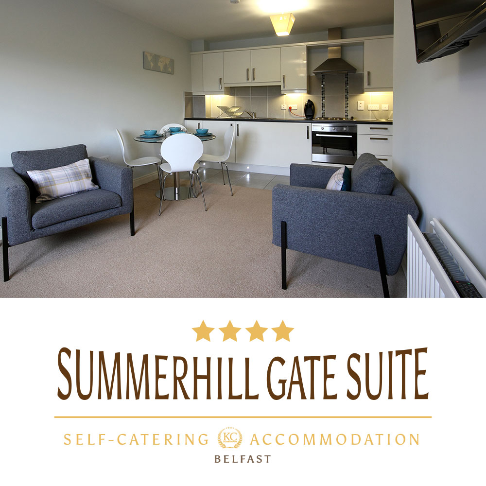 Summerhill Gate Suite - Self-catering accommodations Belfast, Northern Ireland