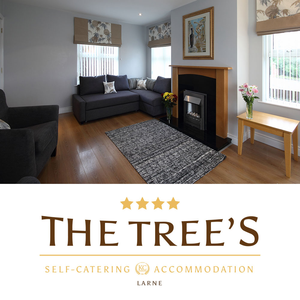 The Tree's - Self-catering accommodations, Larne, Northern Ireland