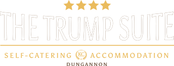 The Trump Suite - High Standard Accommodation in Dungannon