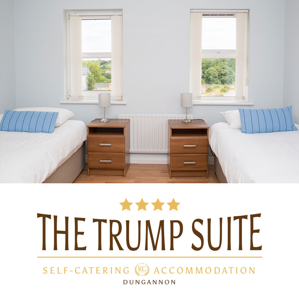 The Trump Suite - Self-catering accommodations Dungannon, Northern Ireland