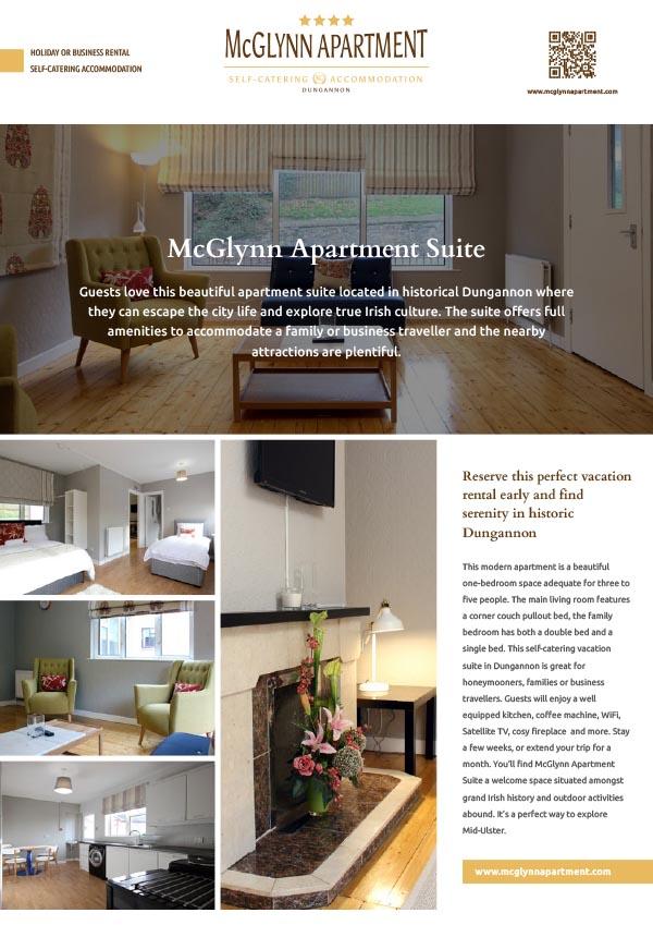 McGlynn apartment for rental