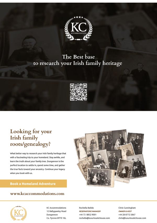 Looking for Family Roots in Ireland?
