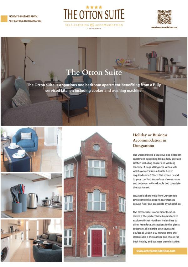 The Otton Suite Dungannon