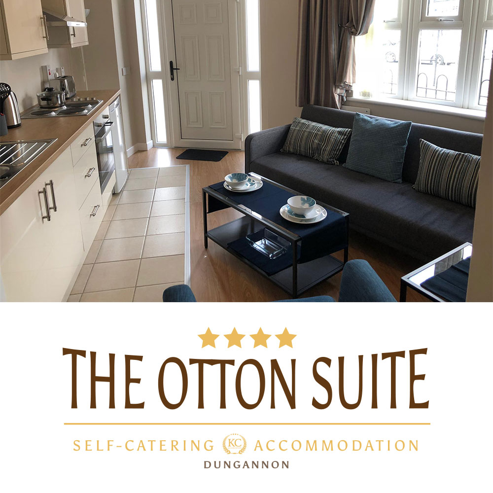 The Otton Suite - Self-catering accommodations Dungannon, Northern Ireland